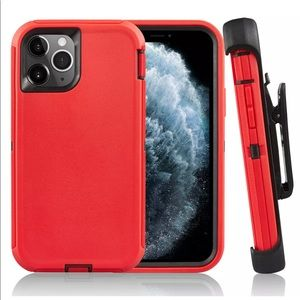 iPhone 12 Max/Pro heavy duty case
